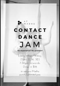 Contact Dance