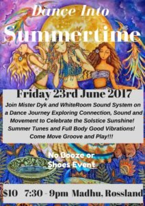 Dance Journey Summer Solstice