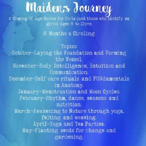 maiden themes