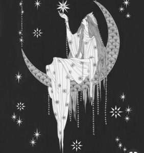 new moon goddess