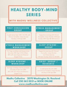 Healthy Body-Mind series
